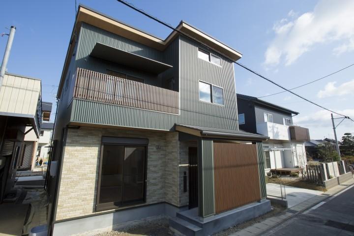 No.012 豊田市浄水町【F様邸】 木造2階建て