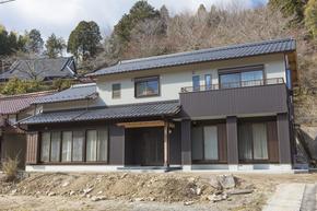 No.016 豊田市榊野町【S様邸】 木造二階建て