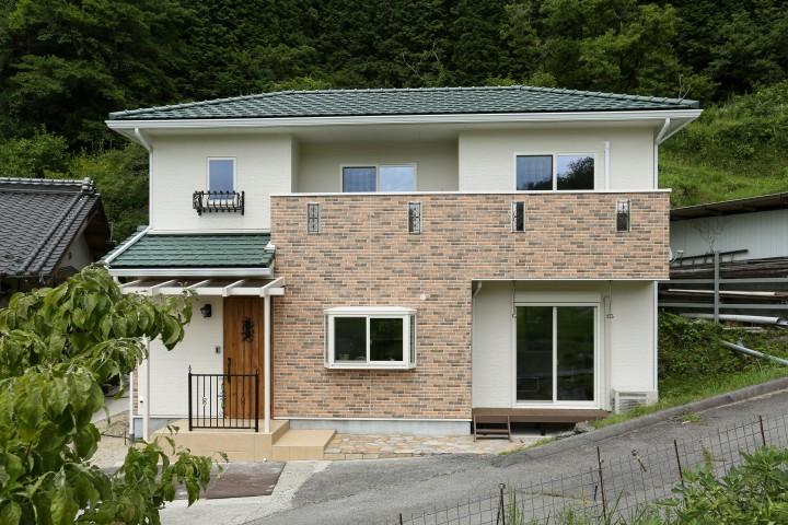No.029 豊田市上切山町【A様邸】 木造2階建て